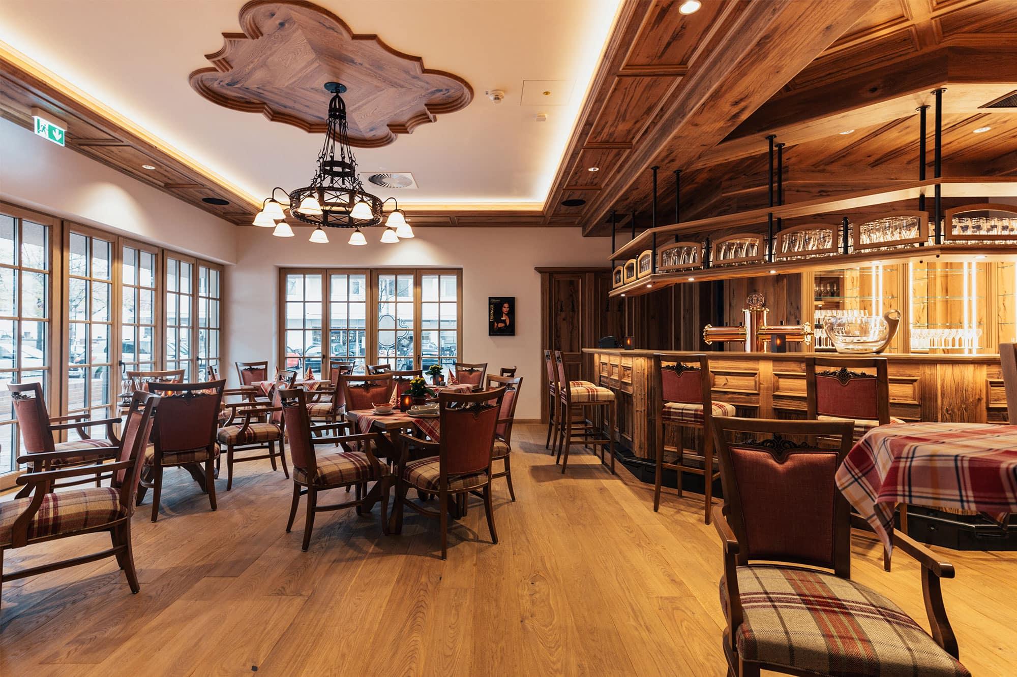 Gasthaus Erdinger - Muenchen - Bilder - Bar 1
