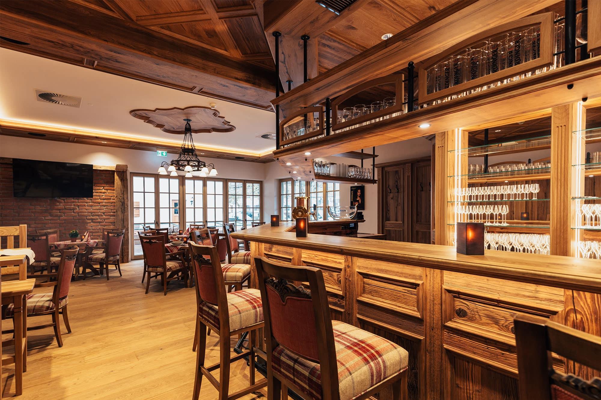 Gasthaus Erdinger - Muenchen - Bilder - Bar 2