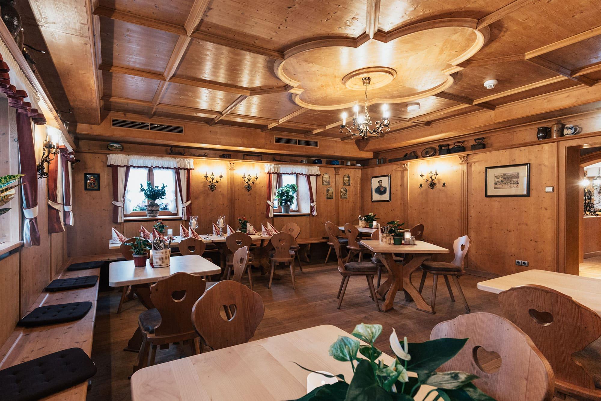 Gasthaus Erdinger - Muenchen - Bilder - Bauern Stube 1