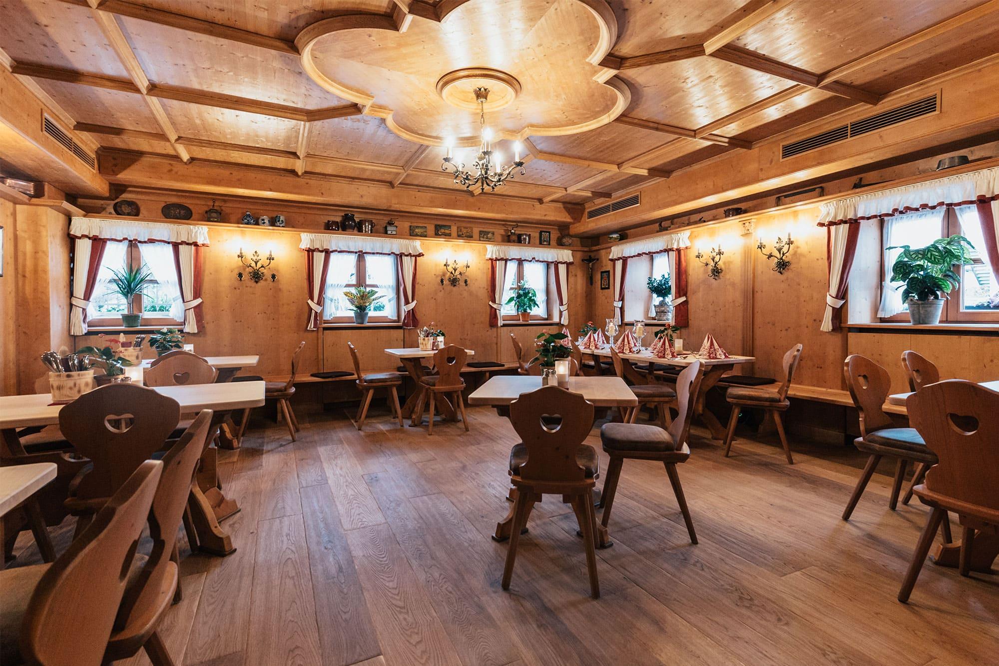 Gasthaus Erdinger - Muenchen - Bilder - Bauern Stube 3
