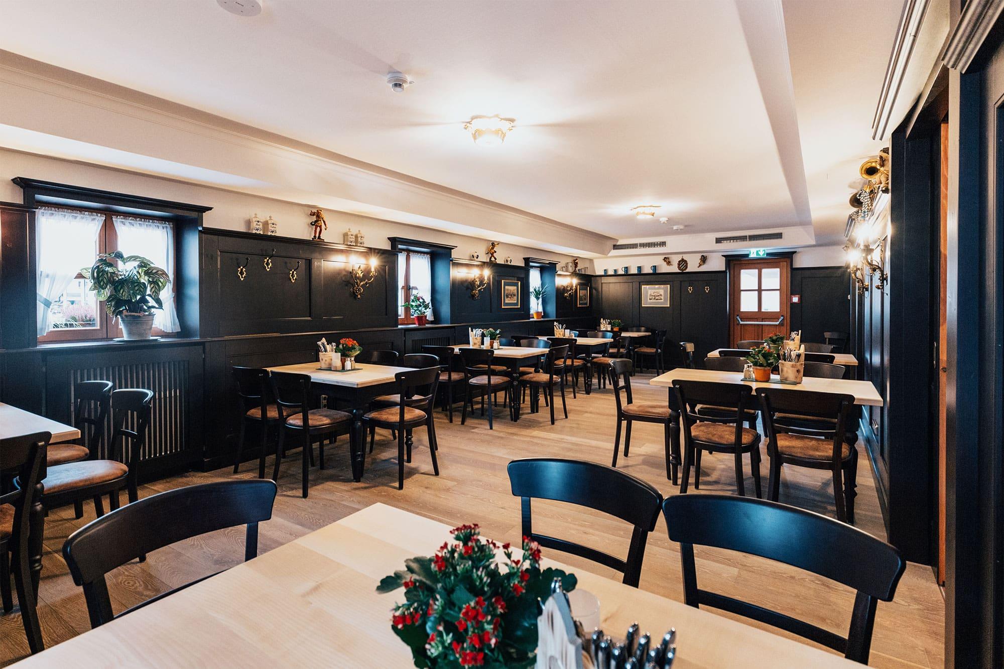 Gasthaus Erdinger - Muenchen - Bilder - Muenchner Stube 1