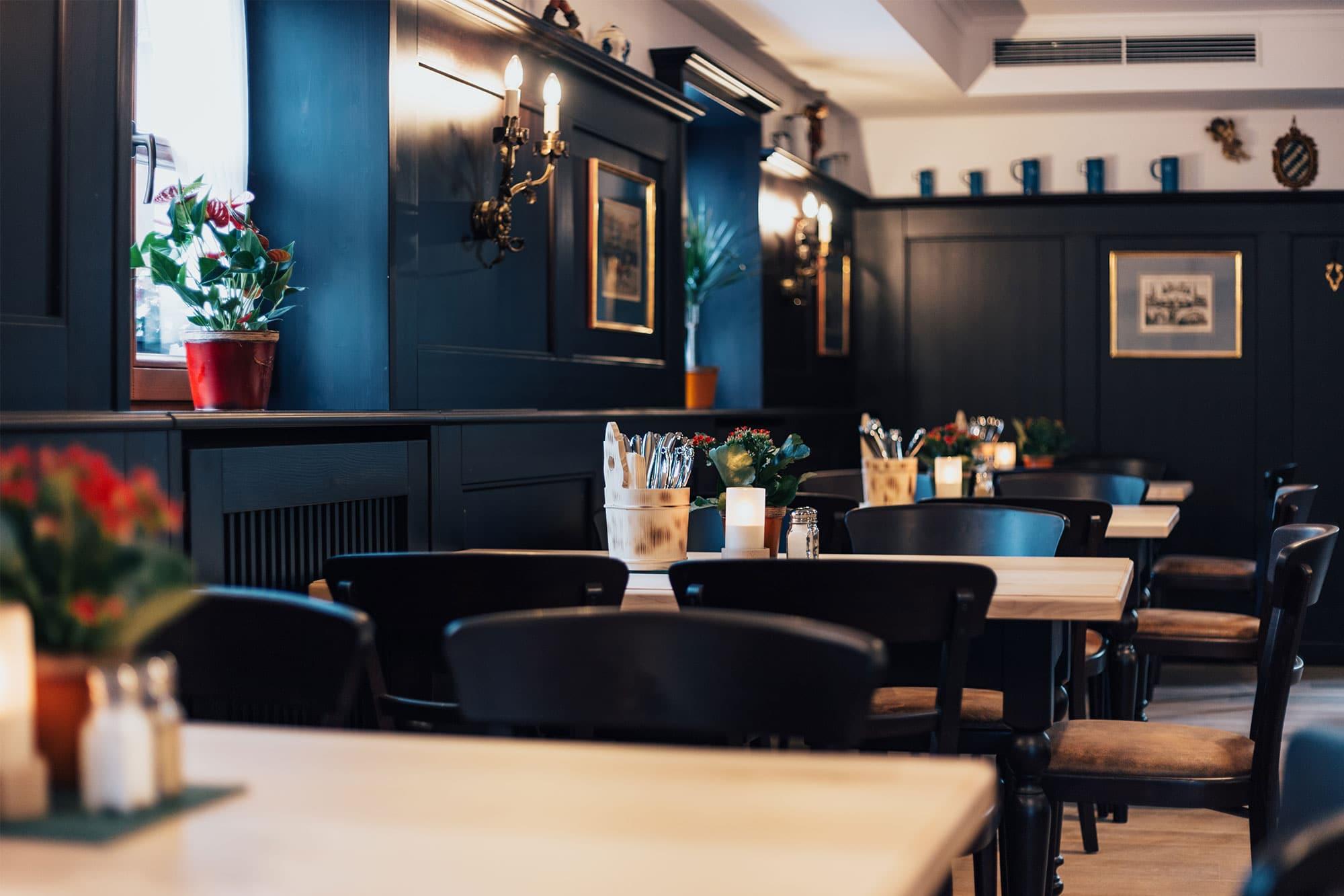 Gasthaus Erdinger - Muenchen - Bilder - Muenchner Stube 2