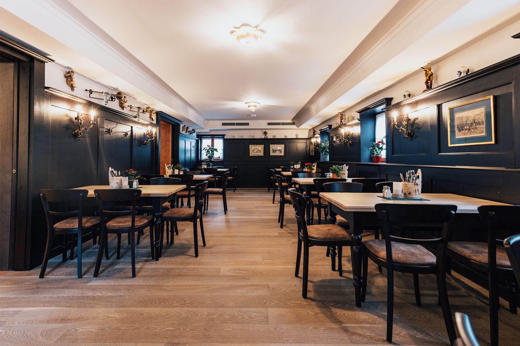 Gasthaus Erdinger - Muenchen - Bilder - Muenchner Stube 3