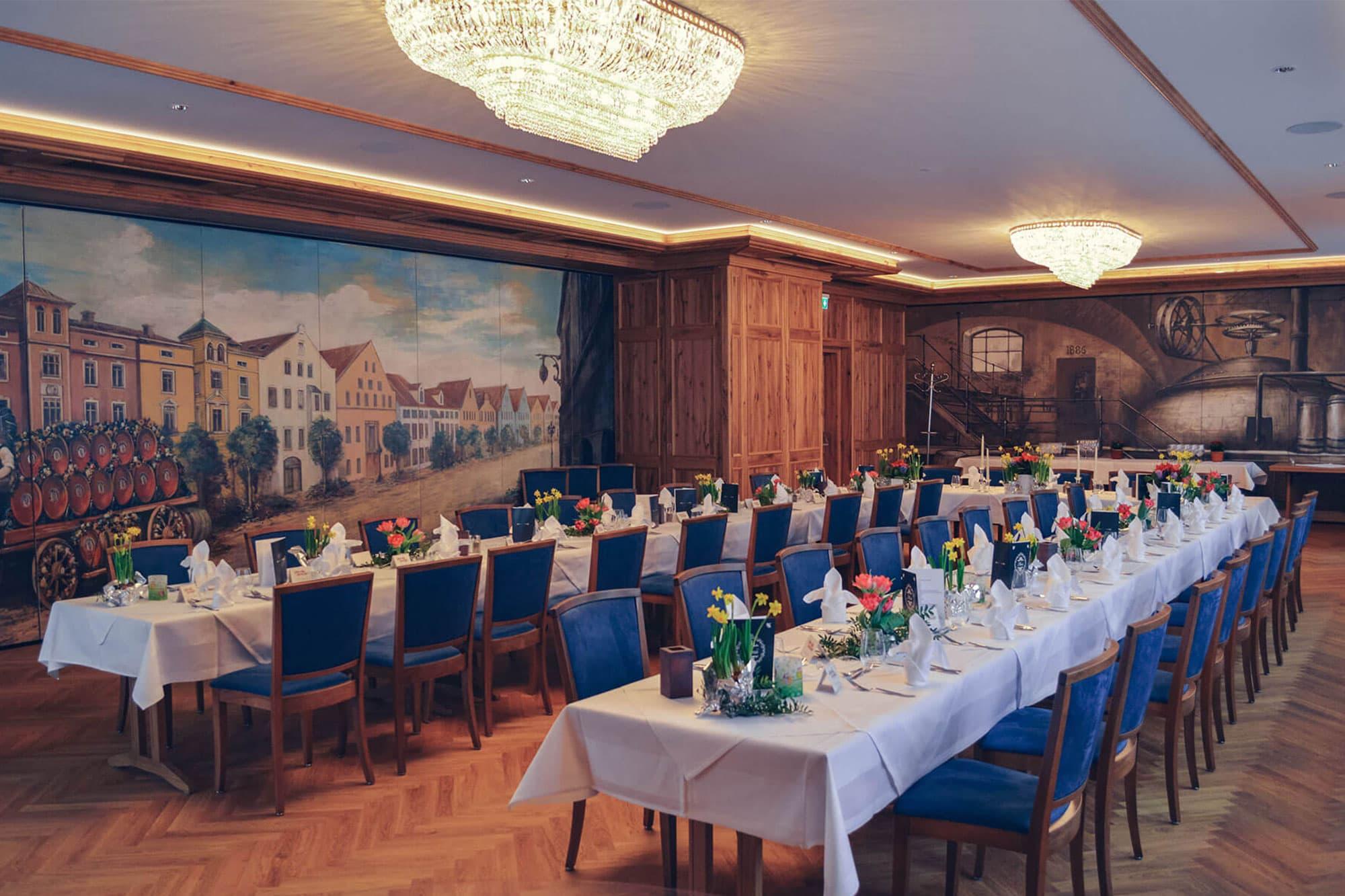 Gasthaus Erdinger - Muenchen - Bilder - Saal 2