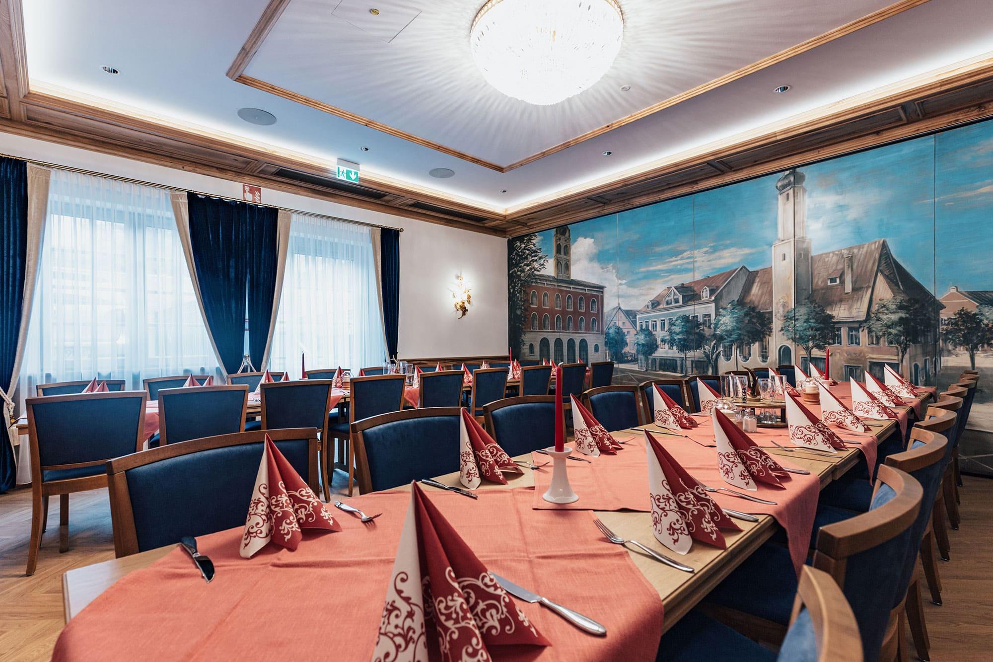 Gasthaus Erdinger - Muenchen - Bilder - Saal 5